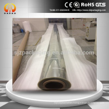 4m 5m 6m 8m super width clear pet transparent film for packaging